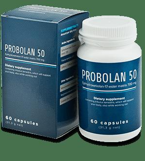 tablety Probolan 50 recenzie, prísady, výrobca, kde kúpiť