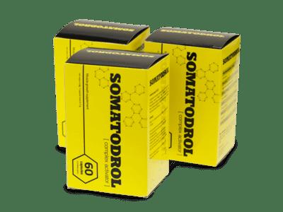 tablety Somatodrol recenzie, prísady, kde kúpiť, cena